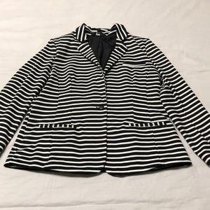 Mossimo | striped blazer